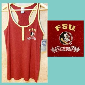 FSU Florida State University Seminoles TANK TOP